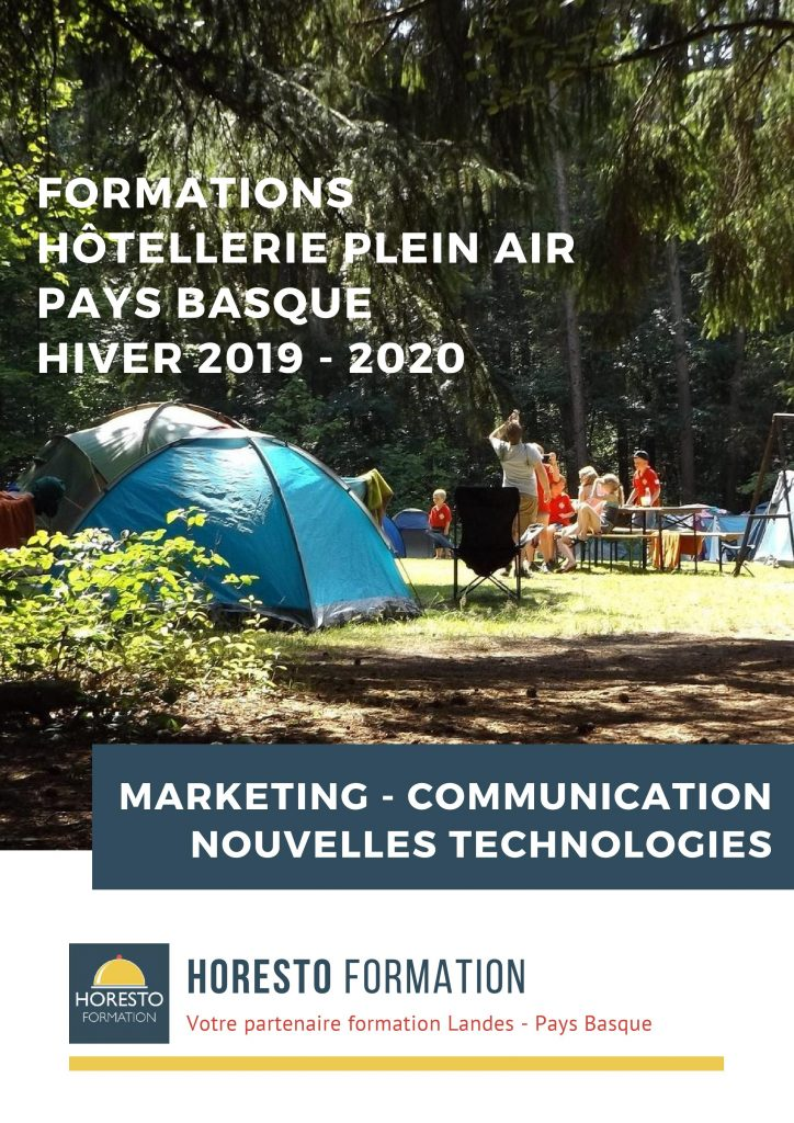 Plaquette - Marketing - Communication - HPA - Pays Basque - Page #1