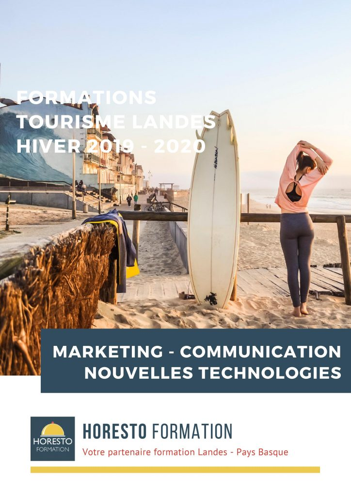 Plaquette - Marketing - Communication - Tourisme - Landes - Page #1